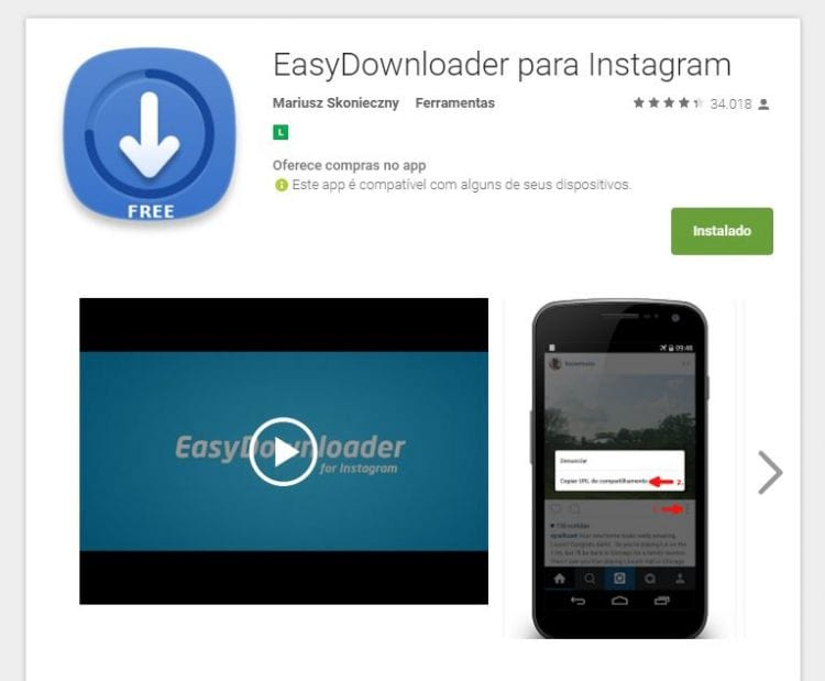[Vídeo] Como baixar vídeos e fotos do Instagram? PC e Android