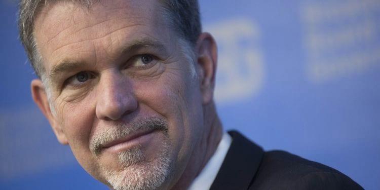 CEO do Netflix cria fundo destinado à educação