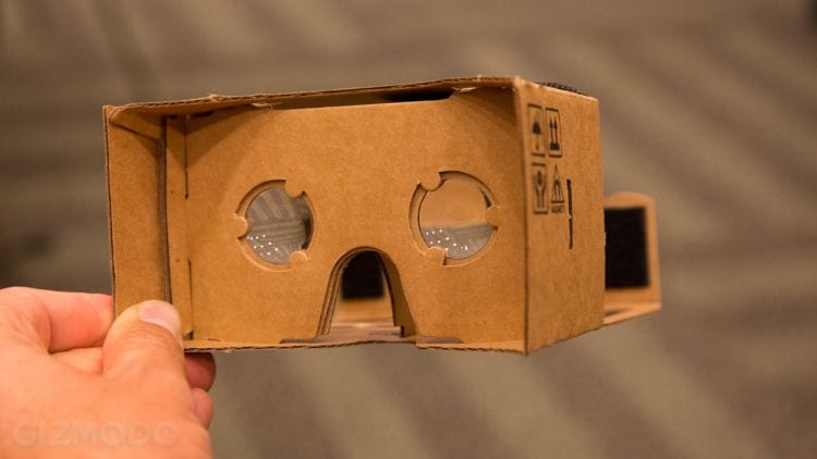 Google irá entrar na disputa do mercado de realidade virtual