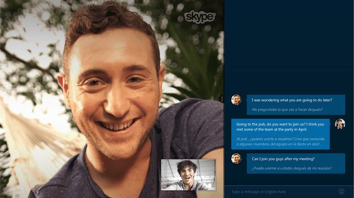 Skype Translator está disponível também para Windows 10