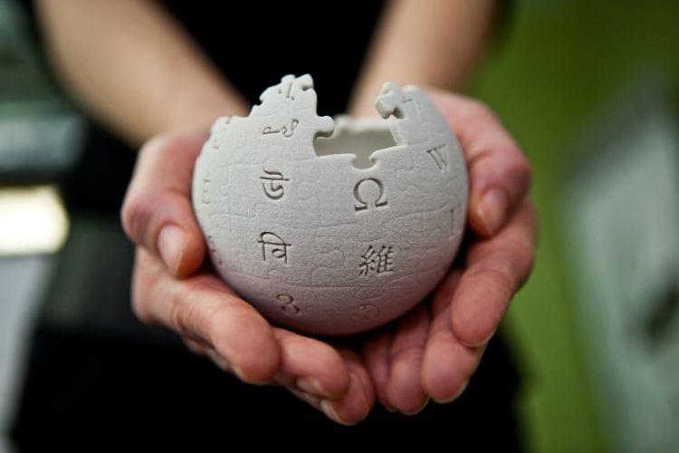Wikipédia em festa!  Site completa 15 anos
