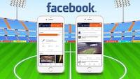 Facebook lança ferramenta para que usuários possam acompanhar eventos esportivos