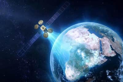 Internet via sat�lite chega ao Brasil em julho