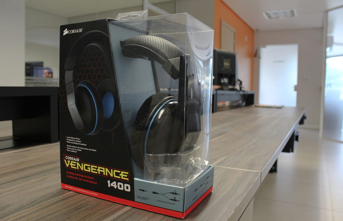 Review Corsair Vengeance 1400
