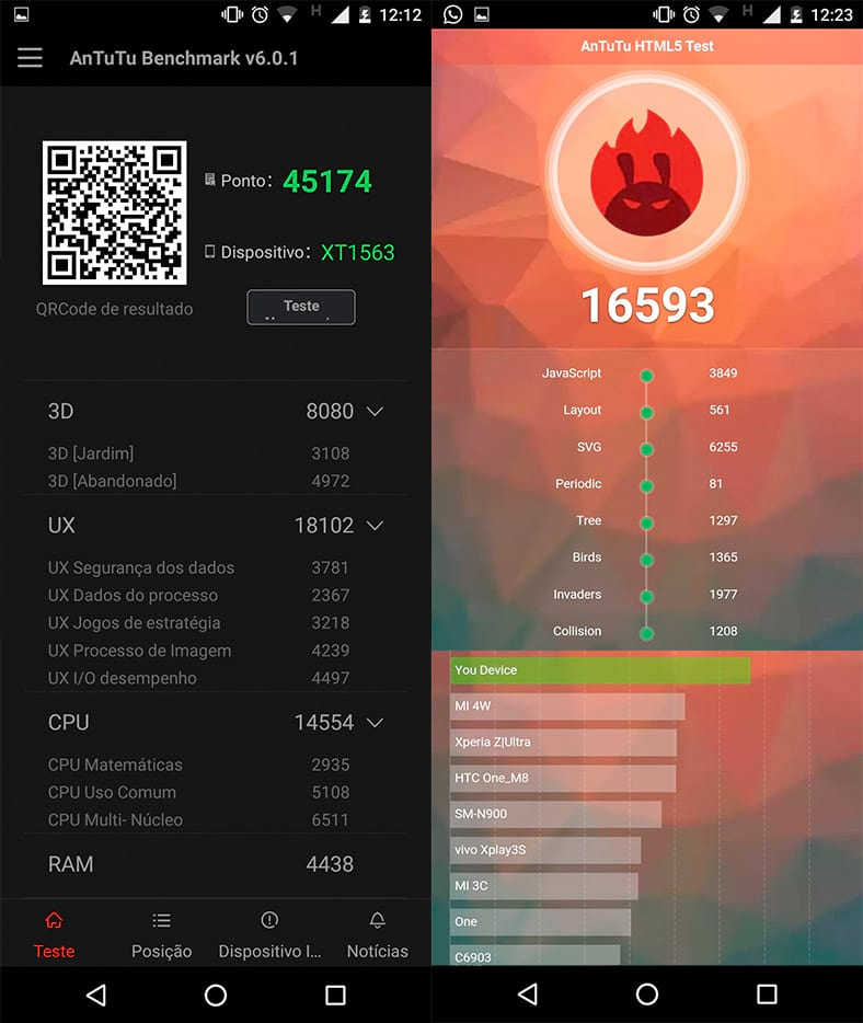 Review Moto X Play [vídeo]