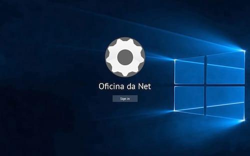 Windows 10: Como desativar o login com senha