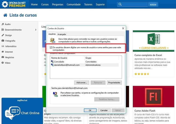 Windows 10: Como desativar o login com senha