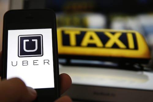 Uber contará com sensores no smartphone para controlar motoristas