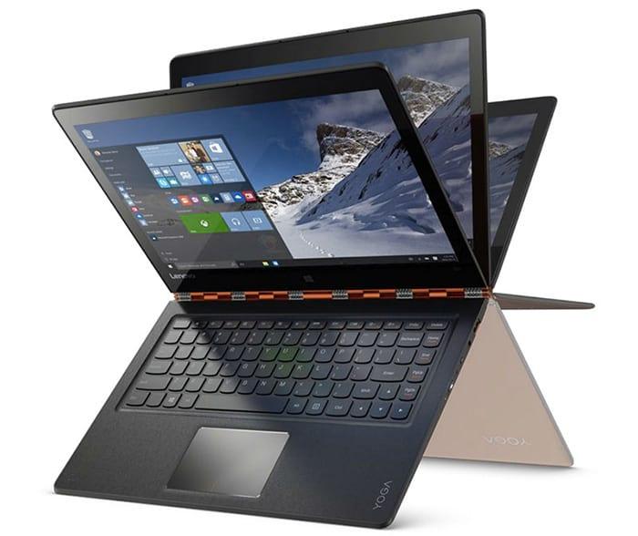 Notebook híbrido Yoga 900 da Lenovo desembarca no Brasil