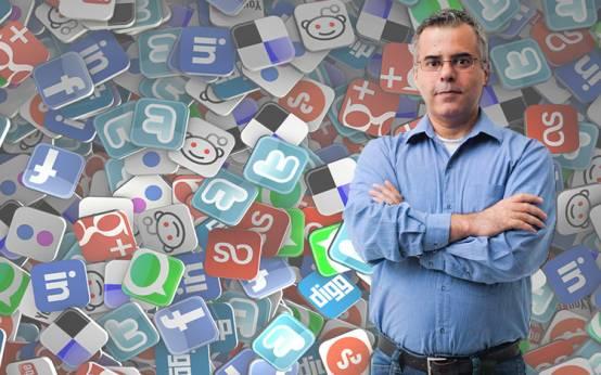 Entrevista com Paulo Pinheiro, especialista em m�dias sociais