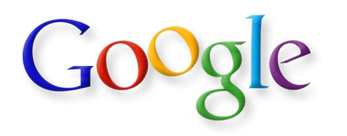 História do logotipo do Google