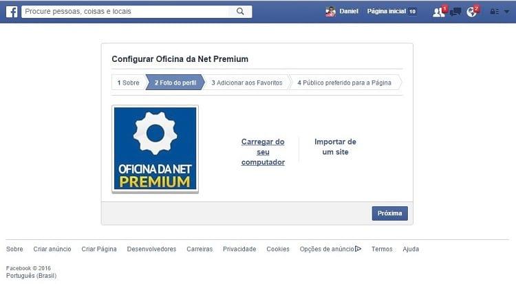 Como criar uma página no Facebook para empresas
