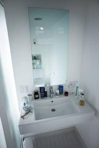Google Now poderá mostrar informações no espelho do banheiro
