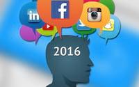 Em qual rede social devo investir em 2016?