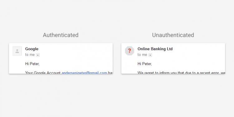 Google notificará quando e-mail recebido não é criptografado