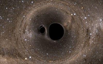 Ondas gravitacionais previstas h� cem anos por Einstein foram detectadas