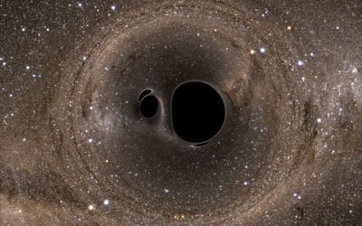 Cientistas descobrem as ondas gravitacionais de Albert Einstein