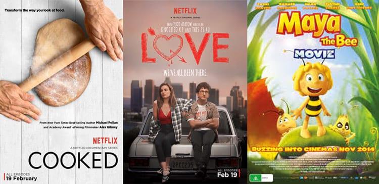 Lançamentos e novidades Netflix da semana (16/02 - 23/02)
