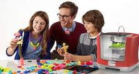 Impressora 3D permite que crianças façam seus próprios brinquedos