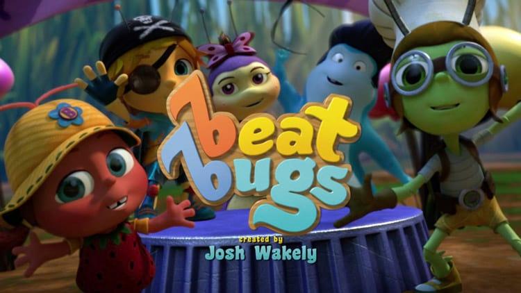 Beat Bugs, série infantil inspirada nos Beatles, chega ao Netflix no segundo semestre de 2016