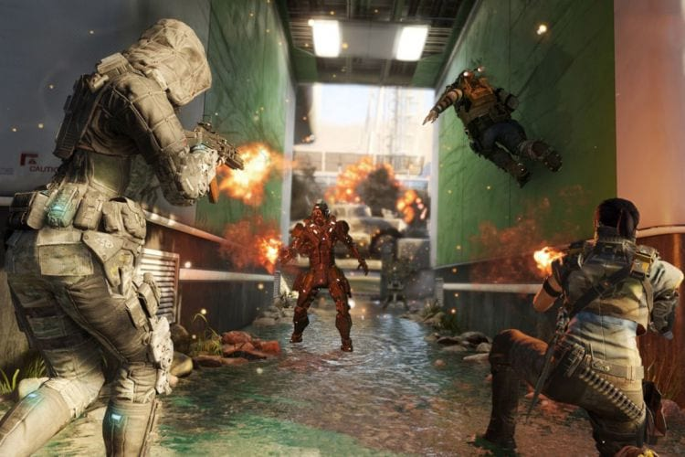 Jogue o multiplayer de Black Ops 3 sem precisar do jogo
