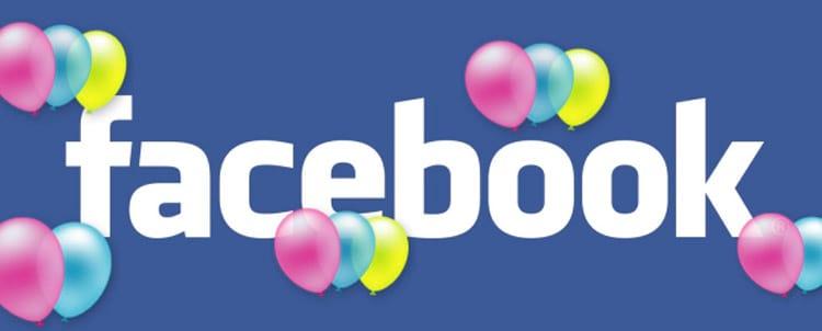 """Facebook lança recurso de """"Feliz Aniversário"""" em vídeo para amigos"""