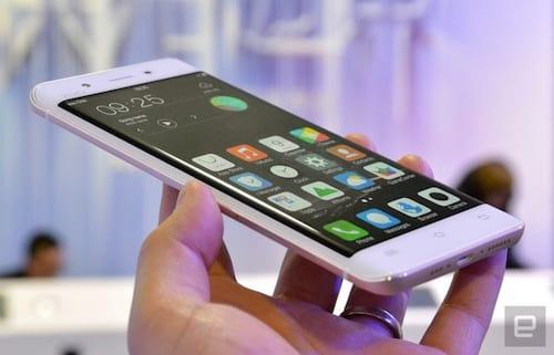 Conheça o primeiro smartphone com 6 GB de RAM