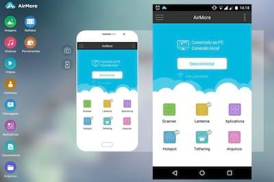 AirMore, o aplicativo para voc� gerenciar o smartphone pelo PC