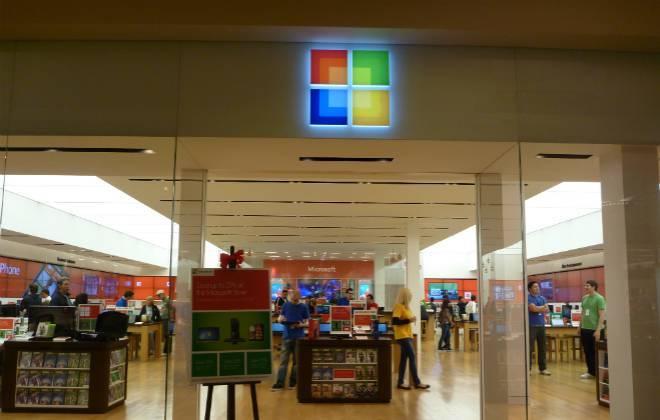 Microsoft anuncia o fechamento de lojas físicas no Brasil