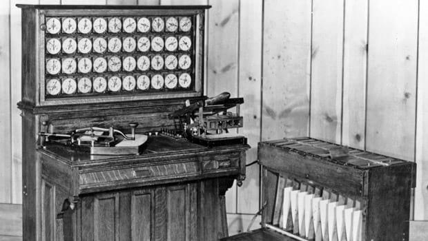 A História da IBM