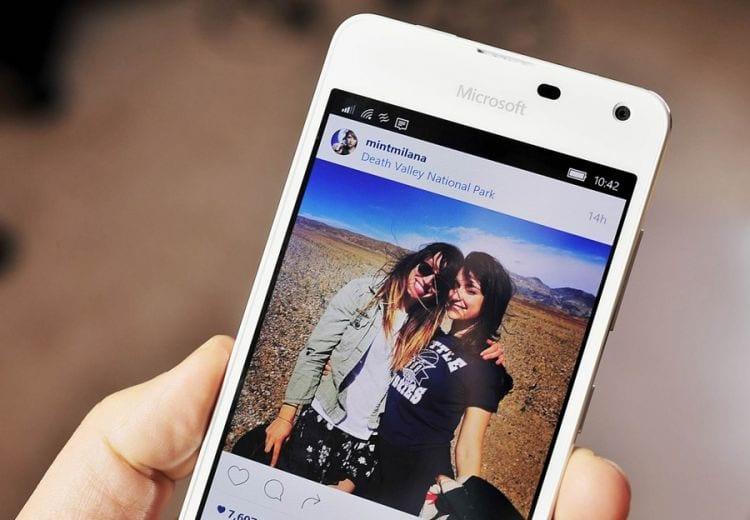Instagram chega para Windows 10 Mobile