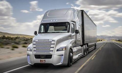 Caminhões autônomos serão testados ainda em 2016 no Reino Unido