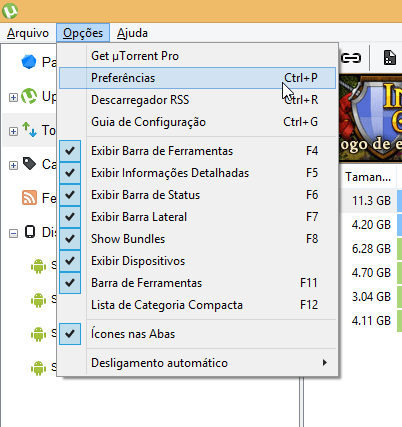 Como remover propagandas do uTorrent?