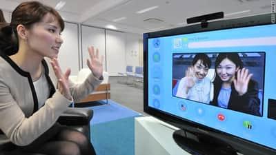 Chega ao fim as atualiza��es para TVs do app do Skype