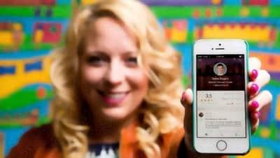 Novo aplicativo permite dar notas a todas as pessoas