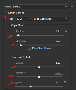 Como aplicar efeito HDR em uma imagem no Photoshop