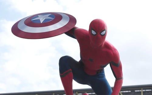 Homem Aranha finalmente aparece em novo trailer de Capitão América: Guerra Civil