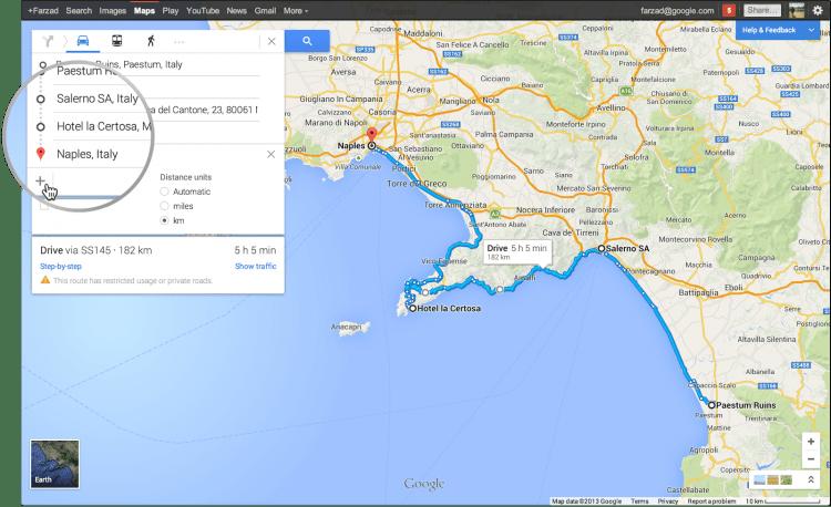 Através do novo recurso do Google os usuários poderão fazer pesquisas mais detalhadas sobre as próximas viagens.