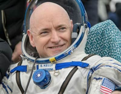 Scott Kelly anuncia sua aposentadoria da NASA
