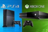 Microsoft diz querer PS4, Xbox One e PC em multiplayers multiplataforma