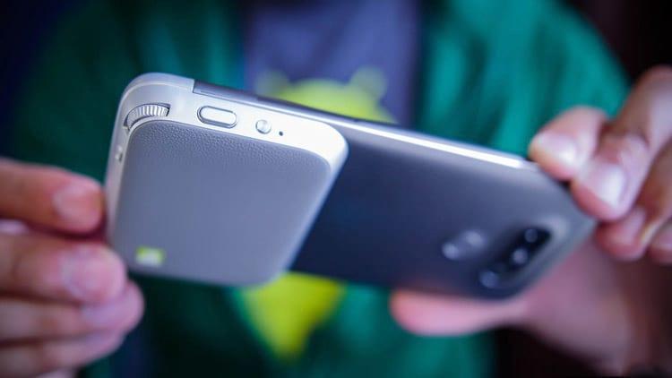 5 melhores smartphones da LG