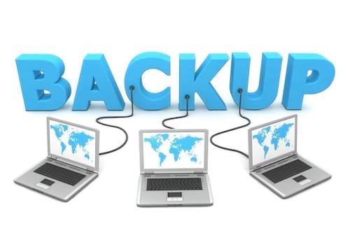 Como fazer backup do computador?