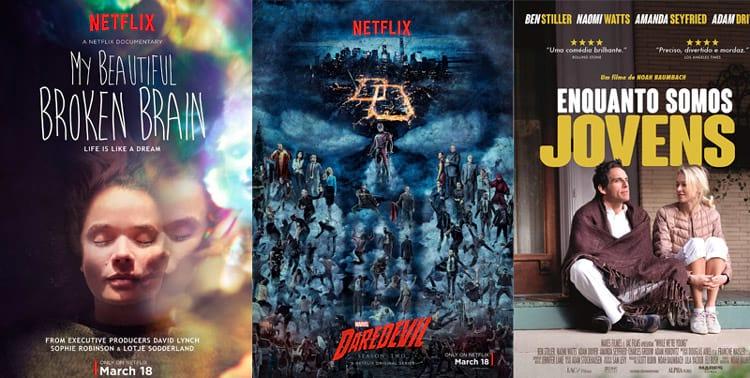 Lançamentos e novidades Netflix da semana (16/03 - 23/03)
