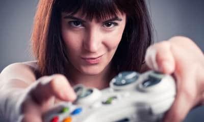 Pesquisa afirma que mulheres s�o as que mais jogam no Brasil