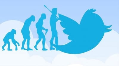 A hist�ria do Twitter