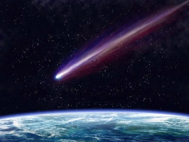 Cometas passarão próximos à Terra com intervalo de um dia