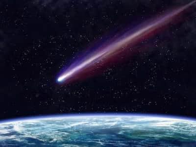 Cometas passar�o pr�ximos � Terra com intervalo de um dia