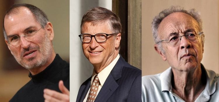 Morre Andy Grove, pioneiro dos computadores
