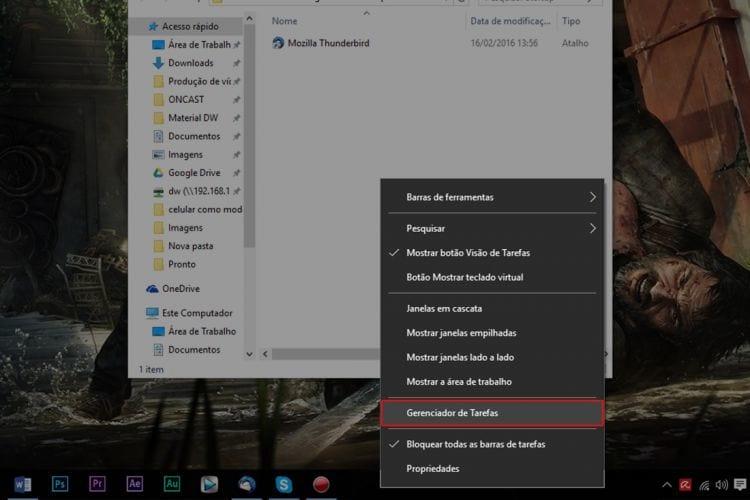 Como adicionar programas para iniciarem com o Windows 10?
