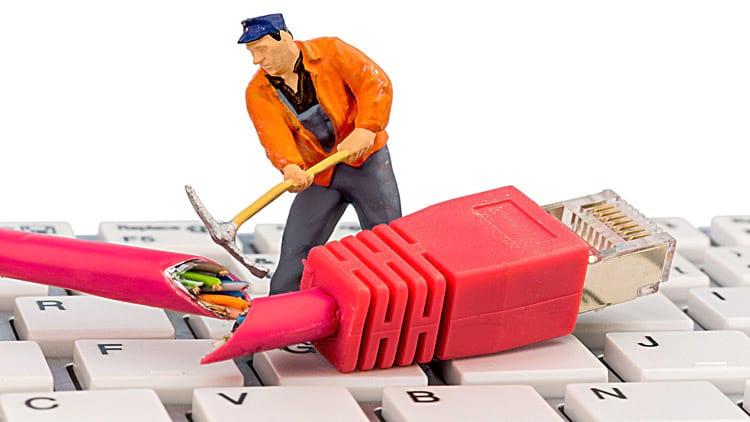 Internautas organizam abaixo-assinado contra franquia de consumo na internet banda larga fixa